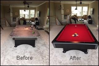 expert billiard table repair in Roanoke content img2